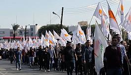 Rum öğrencilerden 15 Kasım eylemi