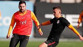 Sinan Gümüş'ten Galatasaray'a...