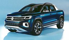 Volkswagen'in yeni pick-up konsepti: Tarok