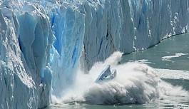 Dünya 3.3 santigrat derecelik sıcaklık...