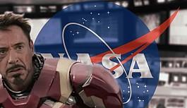 NASA'dan Marvel'e Tony Stark tavsiyesi