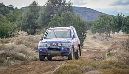 Offroad Rally-Sprint'te sezon Aslanköy'de...