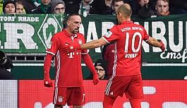 Ribery de Bayern Munih'ten ayrılıyor