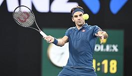 Avustralya Açık'ta Federer şoku