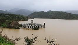 Su tutmayan göletler bu yıl su tuttu