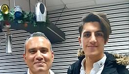 YDÜ güreşçilerinin hedefi Türkiye