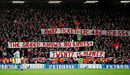 Bayern Münih taraftarlarından bilet fiyatlarına...