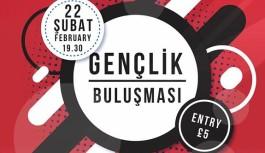 Londra'daki Kıbrıslı Türk gençler 22 Şubat'ta buluşuyor