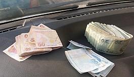 Yıkamaya verilen yorganın içinden para...
