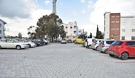 Gönyeli Belediye Bulvarı'na 227 kapasiteli...
