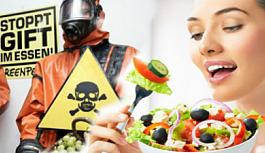Kimyasal işleme maruz kalan besinler