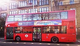 Londra Belediyesi KKTC reklamlarını durdurma...