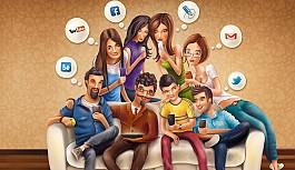 """""""Sosyal medya cebimizdeki bağımlılık"""""""