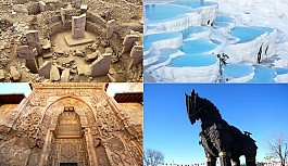 Türkiye'den Unesco Dünya Kültür...