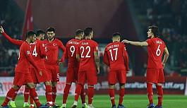 Türkiye EURO 2020 Elemeleri'ne Arnavutluk'ta...