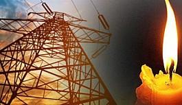 Yarın bazı bölgelerde elektrik kesintisi...
