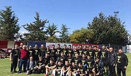 Genç Maunacılar şampiyon
