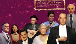 Türkiye'nin ilk 'Balmumu Heykeller...