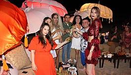 Palm Beach Hotel'de Beach Party sezonu açıldı