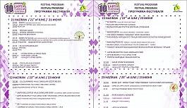 10. Uluslararası Lapta Turizm Festivali...