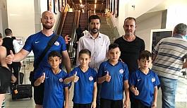 Cimnastikçiler, Konya'da yarışacak