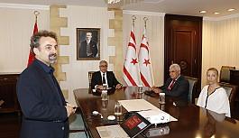 ODTÜ öğretim görevlisi Akıntuğ'dan Cumhurbaşkanına önemli sunum