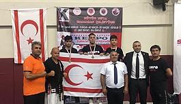 Üç Kempocumuz İstanbul'dan altın madalya döndü