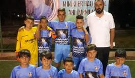 Mehmet Berkel Anı Turnuvası heyecanı sürüyor