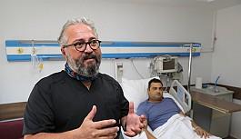 Kıbrıslı Türk hastaya Ankara'da yeni yöntemle kalp pili