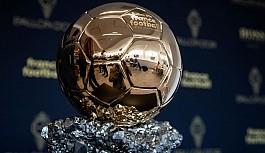 Altın top adayları açıklandı