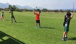 Golf dersleri başladı