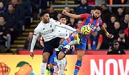 Lider Liverpool, Crystal Palace'ı da yıktı