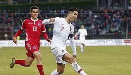 Ronaldo rekora koşuyor