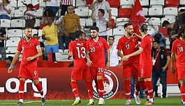 Türkiye final bileti için sahada