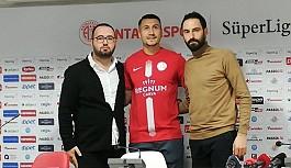 Jahovic Antalyaspor'da