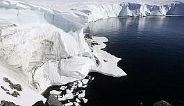 Antarktika'da hava sıcaklığı rekor...