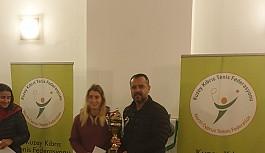 Teniste İçim Fit Cup tamamlandı