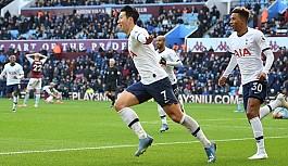 Tottenham uzatmada 3 puanı kaptı