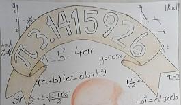 """Liselerarası """"Her Yer Matematik"""" konulu..."""