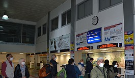 28 Alman turist bugün sabah ülkelerine...