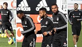 Beşiktaş'ta yabancı oyuncular karantinada