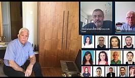 Covıd-19'u yenen Kıbrıslı Türk Profesör Camgöz yaşadıklarını paylaştı