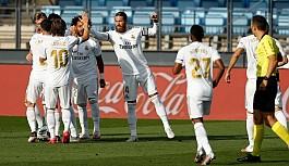 Real Madrid, takibe devam