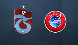 Trabzonspor'a Avrupa'dan men cezası