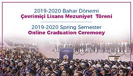 DAÜ mezuniyet töreni online yapılıyor
