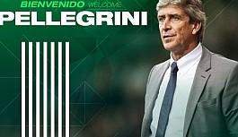 Real Betis Pellegrini'ye emanet