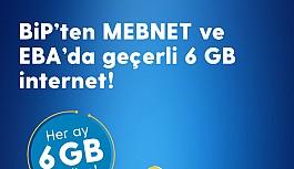 Kuzey Kıbrıs Turkcell'den her öğrenciye eğitim için 6 GB internet