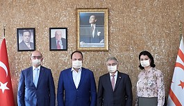 Sadıkoğlu'ndan Limasolbank yönetimine teşekkür