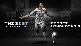Yılın en iyisi Lewandowski