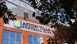 Aston Villa tesislerini kapattı